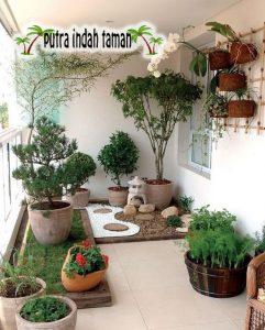 jasa pembuatan taman minimalis